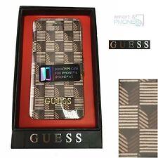 """GUESS iPhone 6, 6s 4,7"""" BOOK CASE Jet Set Cover Guscio Protettivo Per Cellulare Custodia"""