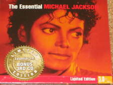MICHAEL JACKSON - The Essential 3.0 - LIMITED EDITION USA 3 CD Set! SEALED! RARE