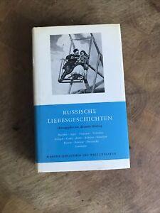 Russische Liebesgeschichten / Manesse Bibliothek