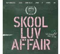 BTS SKOOL LUV AFFAIR 2nd Mini Album CD+PhotoCard+Booklet KPOP Sealed