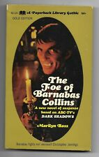 Dark Shadows Foe of Barnabas Collins 1st print July 1969