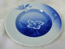 Bing & Grondahl Porcelain Christmas Rose Bread And Butter Plate No Two Eight A