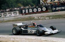 EMERSON FITTIPALDI COPERSUCAR FD04 British Grand Prix 1976 fotografia 1