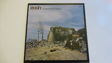 "RUSH. A Farewell To Kings 12"" LP. Mercury UK 1977. 9100 042. Excellent."