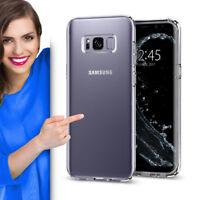 Spigen Liquid Crystal für Samsung Galaxy S8 Plus Schutzhülle Case Cover Premium