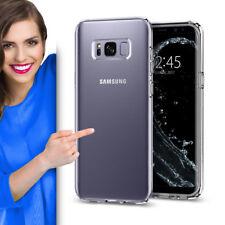 SPIGEN Liquid Crystal für Samsung Galaxy S8 Schutzhülle Case Cover Premium Handy