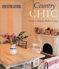 NEW BOOK_Country Living Country Chic: Country Style for Modern Living_GIFT Idea