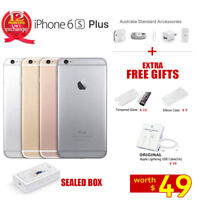 New in Sealed Box APPLE iPhone 6S Plus+  64GB 128GB 1Yr Wty Factory Unlocked