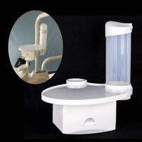 1 Set Dental Chair Accessory 1 Post Mounted Tray 1 Storage H Cup Disposable C5Q1
