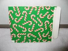 Cd / Video Game Gift Box - Nintendo 3Ds Ps1 Sega Candy Canes Christmas Holidays