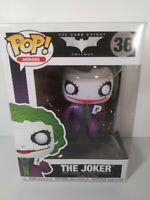 Funko Pop! DC Heroes: Batman The Dark Knight - The Joker #36 Vinyl Figure