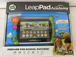 LeapFrog LeapPad Academy Kids' Learning Tablet, Green