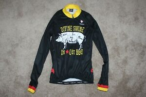 Nalini Long Sleeve Cycling Jersey Size M