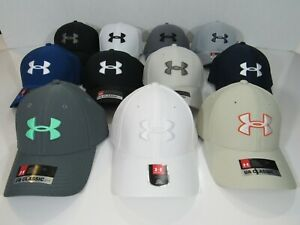 Under Armour Mens Blitzing 3.0 Hats 1305036 Nwt