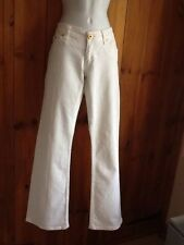 River Island Cotton Straight Leg Mid Rise Jeans for Women
