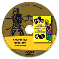 Cardboard Cavalier 1949 Classic DVD Film - Comedy