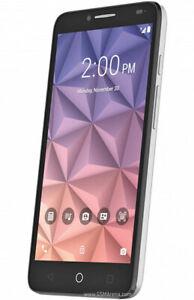 """Original Unlocked ALCATEL Fierce XL 5054N - 16GB 5.5"""" 4G AT&T Wifi Smartphone"""