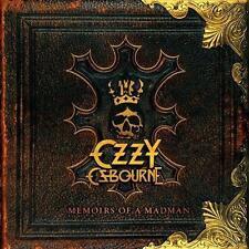 OZZY OSBOURNE Memoirs Of A Madman CD BRAND NEW