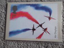 Royal Mail PHQ cards - set  313 - Air Displays - July 2008 (P037)