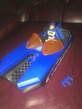 Batman Batboat Imaginext With Figure