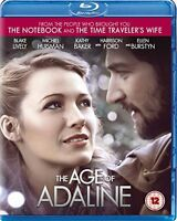 The Age Of Adaline [Blu-ray] [DVD][Region 2]