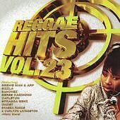 Reggae Hits V.23 - Various Artists (CD 1998) [IMPORT...