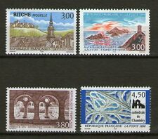 TIMBRE 3018-3021 NEUF XX LUXE - SERIE TOURISTIQUE ANNEE 1996