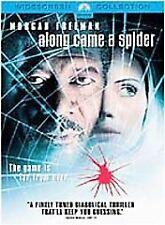 Along Came a Spider (DVD, 2001, W/S)Morgan Freeman, Monica Potter