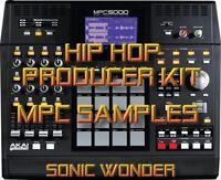 Rare Producer Drumkits  Pack (4.2) GB Dre Dre,Boi-1da,Over 5,000 Drum Samples