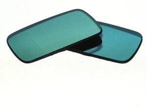 BLIND SPOT MIRROR MIRRORS GLASS PAIR for 1999-2005 BMW E46 - 323 325 328 330