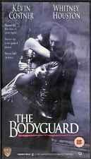 The Bodyguard, Whitney Houston, VHS Video tape