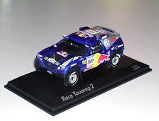 Norev 1:43 vw race touareg nº 307 Rallye París Dakar 2006 C. sainz & a. Schulz