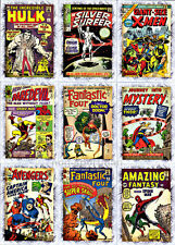 MARVEL NEW BEGINNINGS BREAKTHROUGH COVERS SET (45)