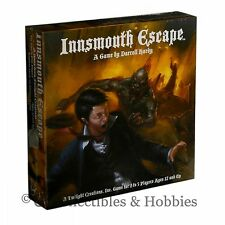 NEW Innsmouth Escape Cthulhu Horror Board Game CoC HP Lovecraft