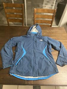 The North Face Women's XL Long Sleeve Jacket Coat Rain Ski Snowboarding READ