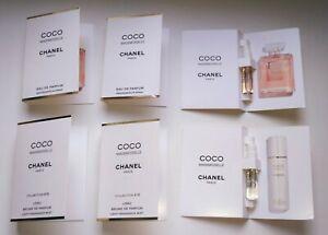 Set Chanel COCO MADEMOISELLE edp & COCO MADEMOISELLE L'EAU BRUME DE PARFUM NEW