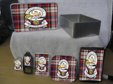 MAC FARLANE CLAN GIFT SET (IMAGE DISTORTED TO PREVENT INTERNET THEFT)