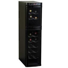 Amanti De Vino 18-Bottle Capacity Dual Zone Wine Cooler
