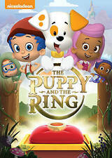 Bubble Guppies: The Puppy & The Ring DVD