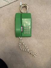 BT VISCOUNT PHONE 1980's RARE GREEN RETRO VINTAGE ,WORKING ORDER.