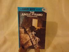BOOK - THE HARDY BOYS - THE JUNGLE PYRAMID - NO. 56 2004