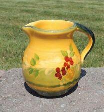 Souleo Provence Milk Jug - Creamer Terre e Provence Pottery - SECONDS