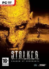 S.T.A.L.K.E.R. Shadow of Chernobyl (PC DVD). 4005209058155.