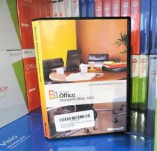 Microsoft Office 2003 Standard Edition (gebraucht) [X11-69663] 100% Original