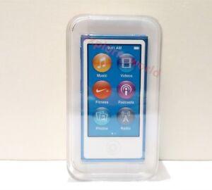 >>Apple iPod Nano 7th & 8th Generation 16GB (Dark Blue) Mp3 - 90days warranty<<
