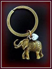 University of Alabama or Republican Gop Elephant Keychain Jewelry - Crimson Tide