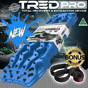 TRED PRO - RECOVERY TREDPROBU 1160MM NEW-BLUE 4X4 4WD MUDTRAX TREDS - PRO SERIES