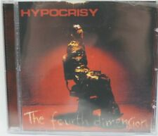 NEW Sealed Hypocrisy The fourth Dimension UPC 8712725723851 Music CD
