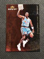 1999-00 UPPER DECK MVP MICHAEL JORDAN ALL-STAR GAME MOMENTS RED #MJ-7