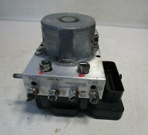 Suzuki Swift IV ABS Hydraulikblock Bremsgerät Steuerteil 5611060PA0 0265956193